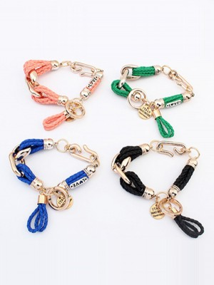 New Foreign trade Woven Bracelet