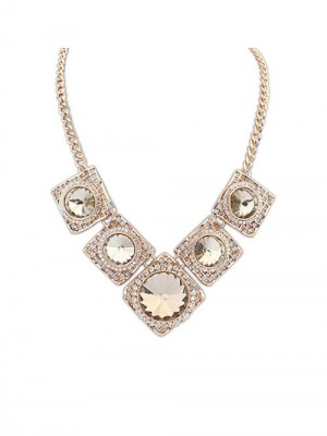New Street shooting Retro Necklace