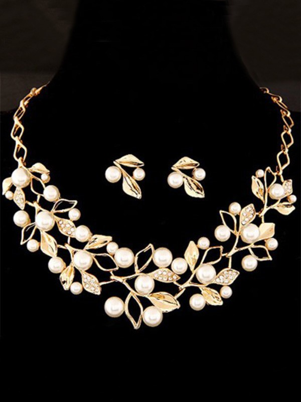 Alloy Jewelry Set
