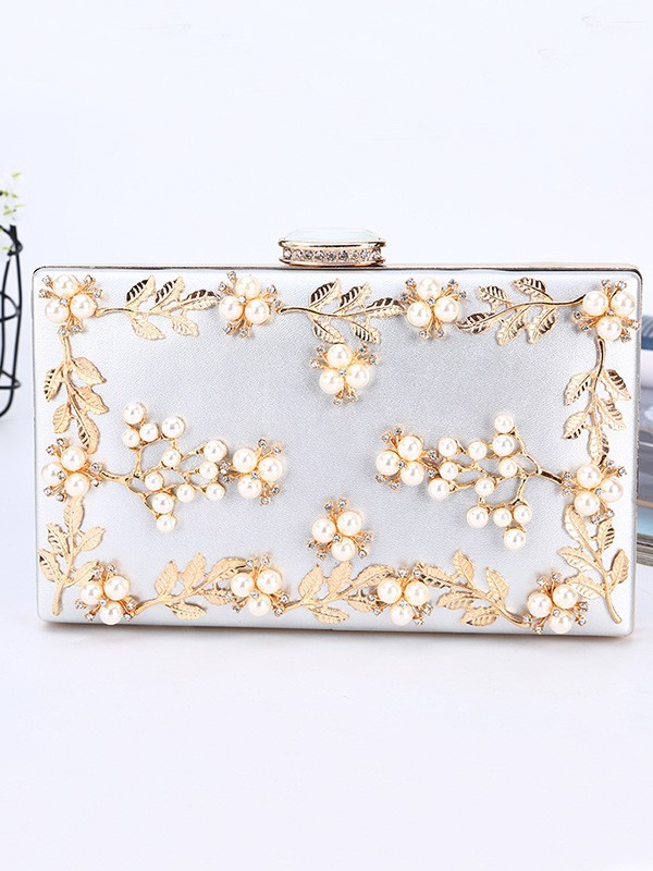 Luxurious PU Evening/Party Handbags