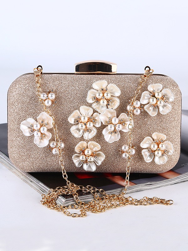 Pretty Pearl Evening/Party Handbags