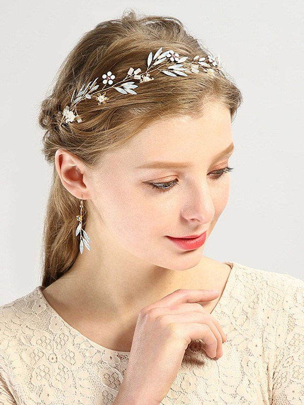 Amazing Glass Headpieces