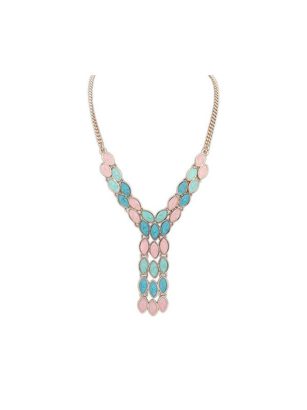 New Bohemia Tassels Necklace