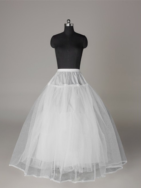 New Tulle Netting Ball-Gown 3 Tier Wedding Petticoat